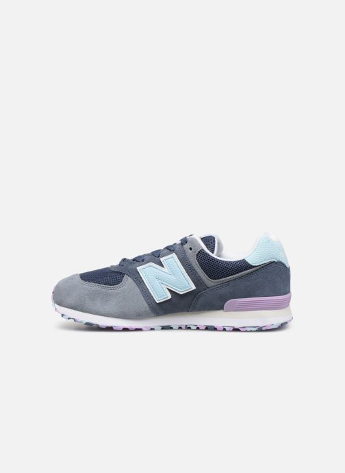 Trainers New Balance GC574 Grey front view