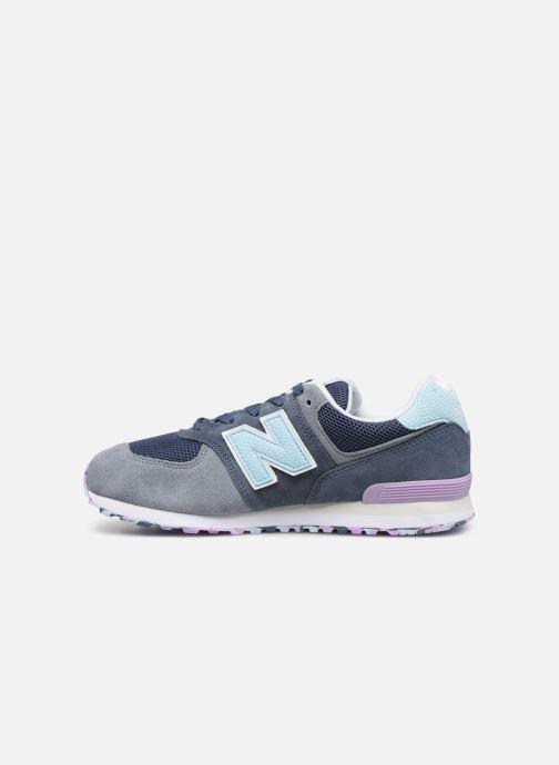 Sneakers New Balance GC574 GV Grijs voorkant