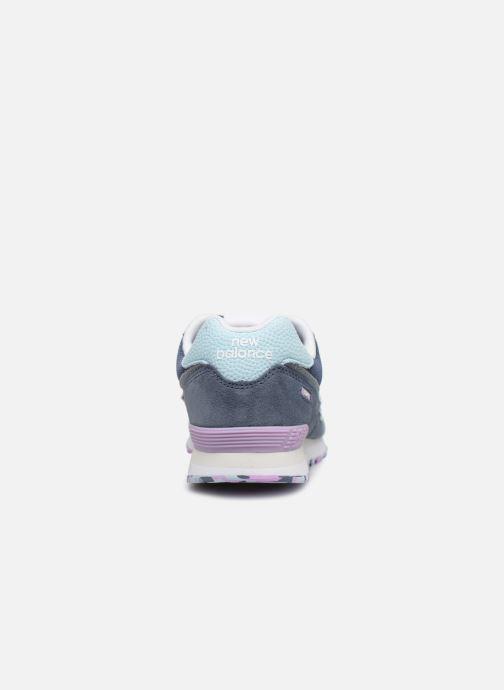 Sneakers New Balance GC574 GV Grijs rechts