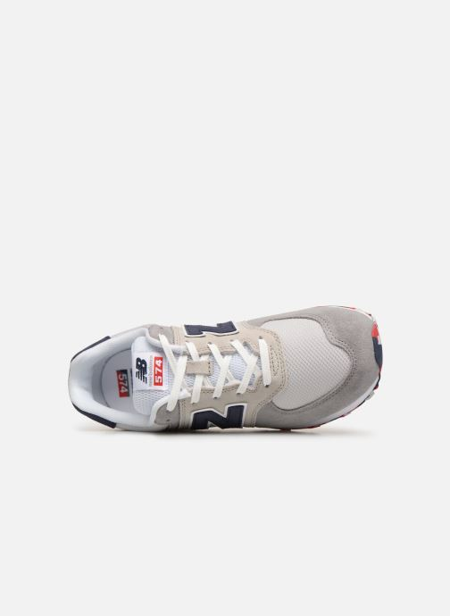 Trainers New Balance GC574 Grey view from the left