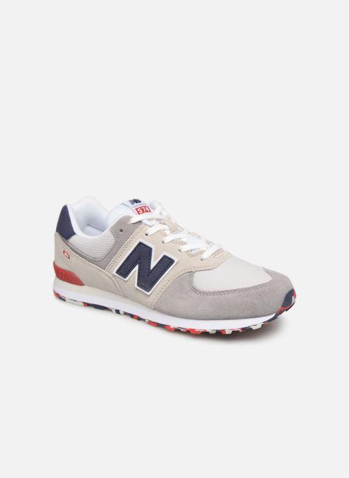 281c00b6125 New Balance GC574 (Grijs) - Sneakers chez Sarenza (349548)