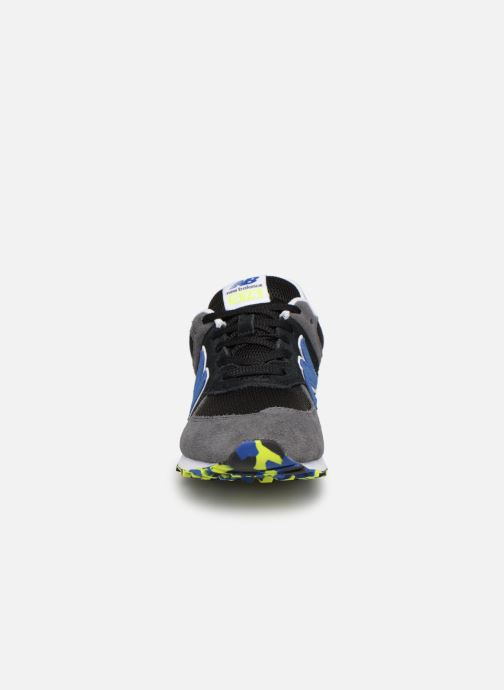 Trainers New Balance GC574 Black model view