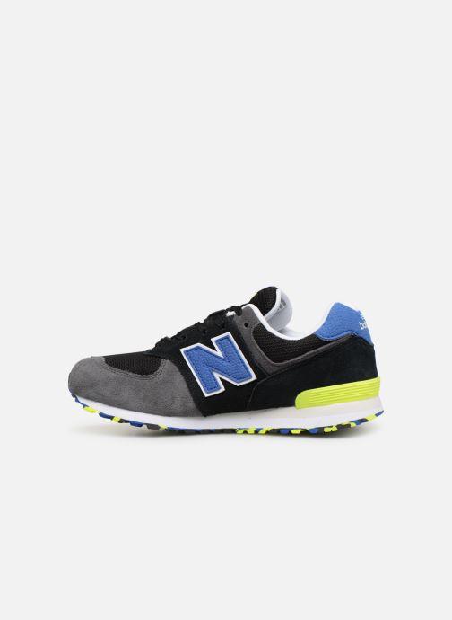 Sneakers New Balance GC574 GV Zwart voorkant