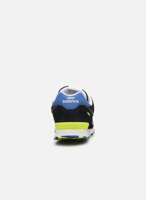 Sneakers New Balance GC574 Zwart rechts