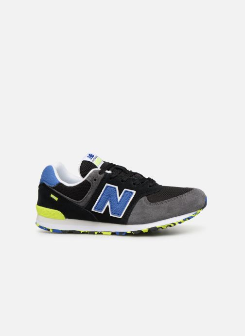 Sneakers New Balance GC574 Zwart achterkant
