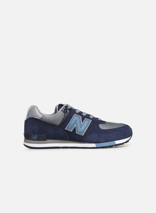 Sneakers New Balance GC574 Blauw achterkant