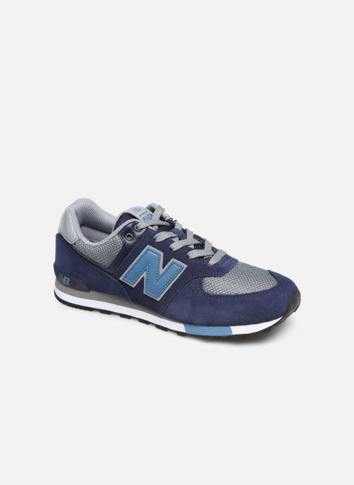 Sneakers New Balance GC574 Blauw detail