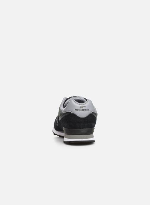 Baskets New Balance GC574 GV Noir vue droite