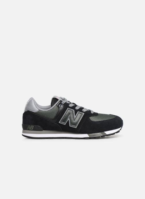 Sneaker New Balance GC574 GV schwarz ansicht von hinten