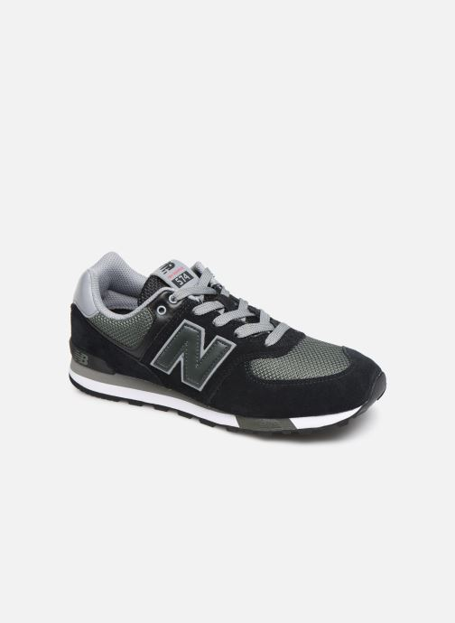 Trainers New Balance GC574 Black detailed view/ Pair view