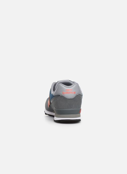 Trainers New Balance GC574 Grey view from the right