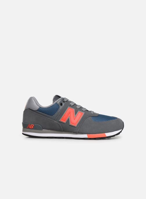 Sneakers New Balance GC574 GV Grigio immagine posteriore