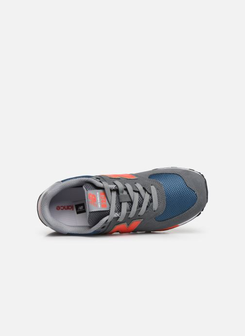 Sneakers New Balance GC574 GV Grigio immagine sinistra