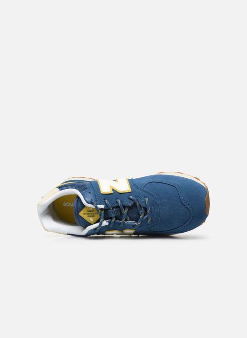 Sneakers New Balance GC574 Blauw links