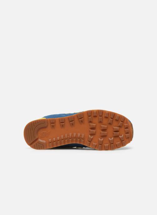 Sneakers New Balance GC574 Blauw boven