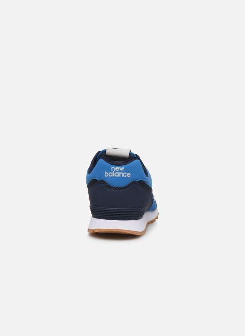 Sneakers New Balance GC574 GV Azzurro immagine destra