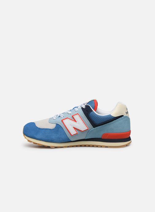 Sneaker New Balance GC574 GV blau ansicht von vorne