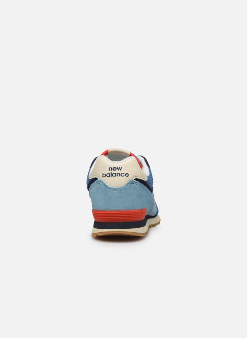 Sneaker New Balance GC574 GV blau ansicht von rechts