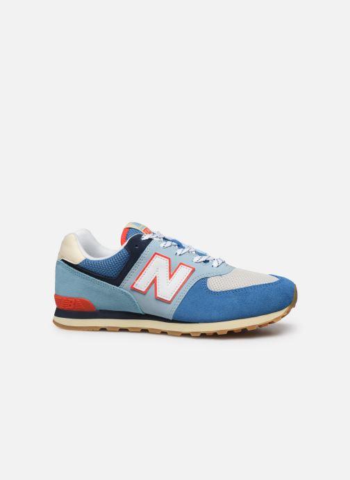 Sneaker New Balance GC574 GV blau ansicht von hinten
