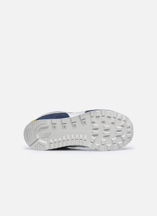 Sneakers New Balance GC574 GV Azzurro immagine dall'alto