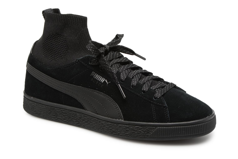 Classic Suede Black Black Sock Puma Puma Classic Puma Suede Sock rthQsd