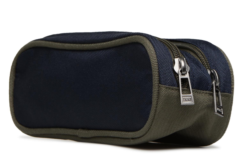 Ikks Bleu Double Backpacker Trousse Tokyo in 66Aarq