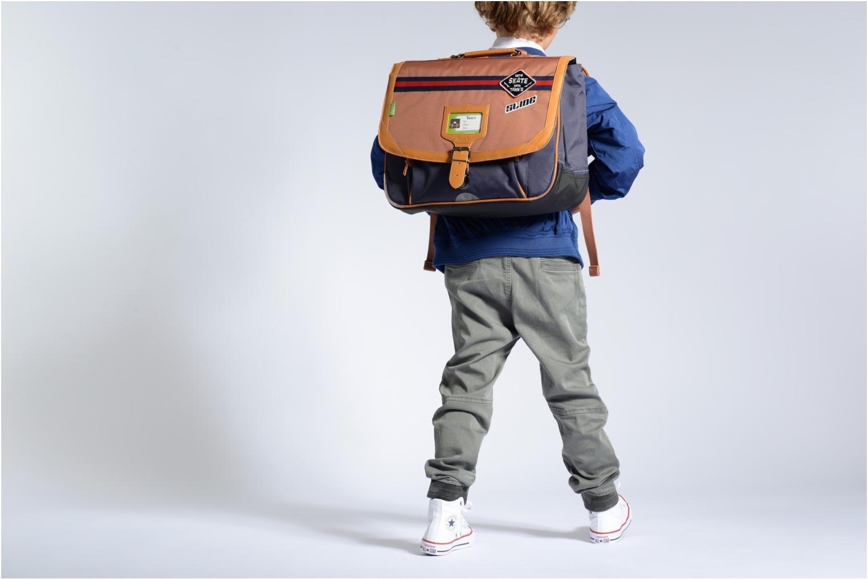 Enfants Tann's Cartable regular Les Bons 38cm Skate qxzq41rIw