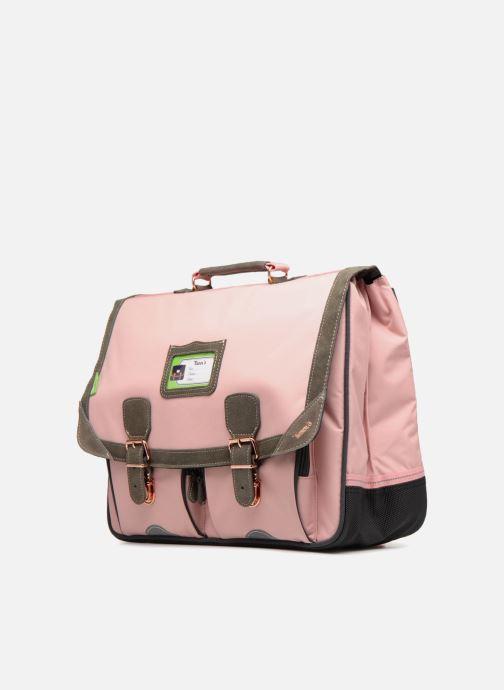 Schooltassen Tann's Cartable41c m Les Chics Fille Roze model