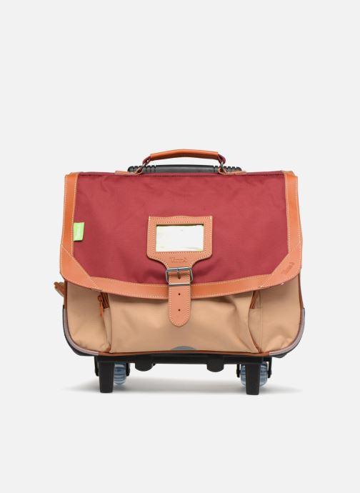 Scolaire Tann's Trolley 38cm Iconic Rouge vue détail/paire