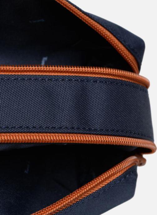 School bags Tann's Trousse Double Les Incontournables Blue back view