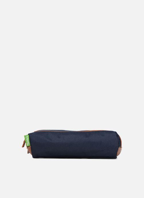School bags Tann's Trousse Double Les Incontournables Blue detailed view/ Pair view