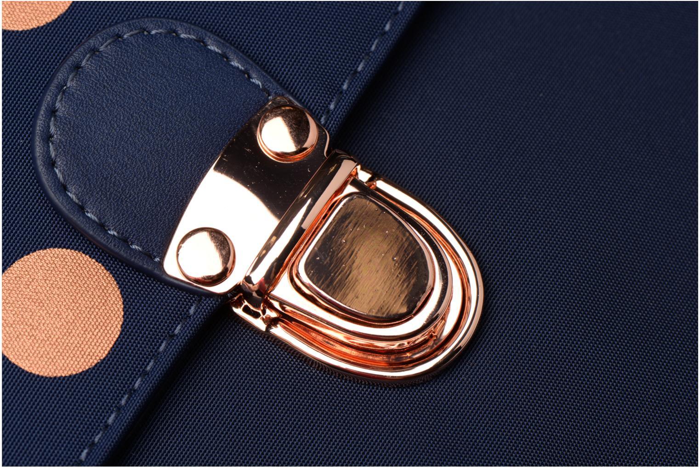 Scolaire JACADI Cartable 38cm Saint Germain Bleu vue gauche