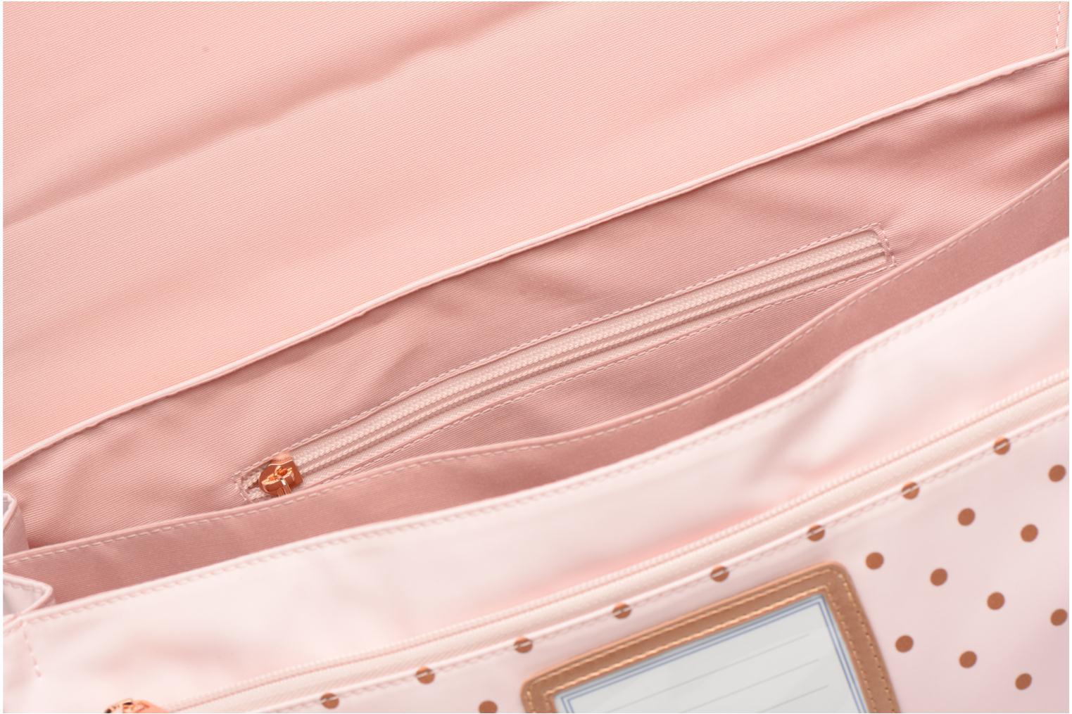 Rose 38cm Cartable Garnier JACADI Palais fxqwFg6pB1