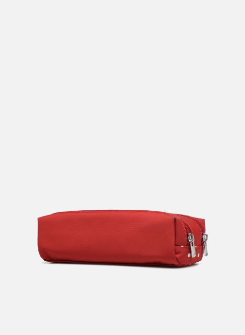 School bags JACADI Trousse Double Palais Royal Red view from the right