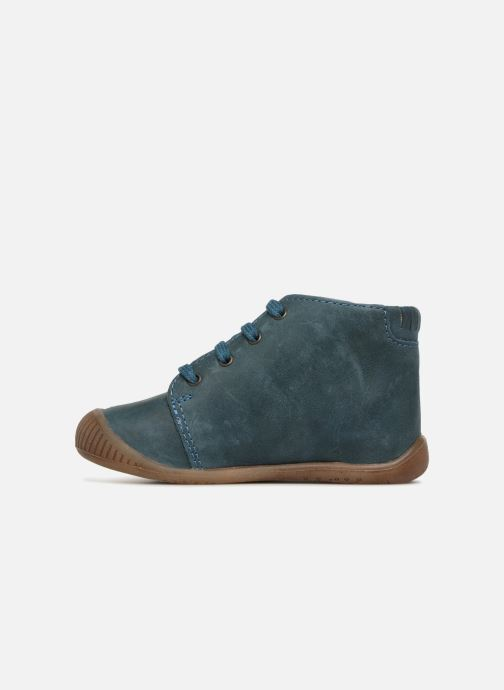 Ankle boots Babybotte Fredo Blue front view