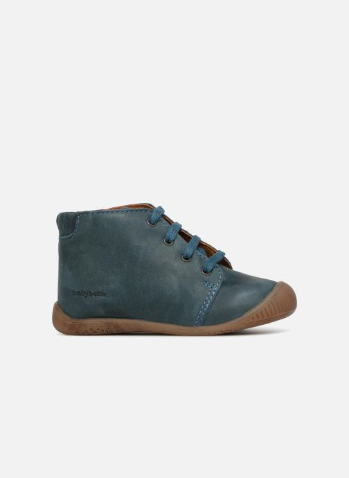 Ankle boots Babybotte Fredo Blue back view