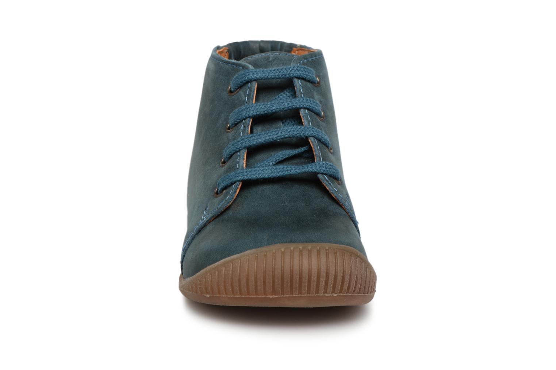 Bottines et boots Babybotte Fredo Bleu vue portées chaussures