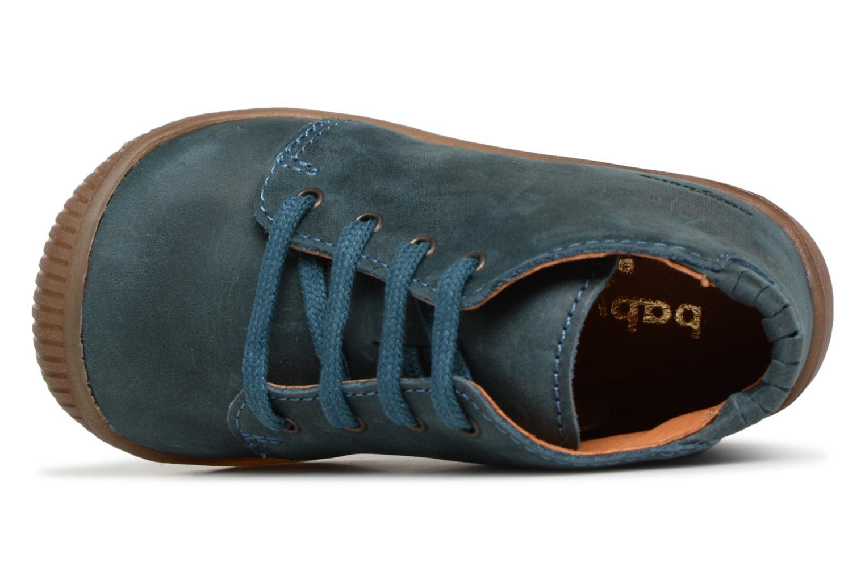 Bottines et boots Babybotte Fredo Bleu vue gauche
