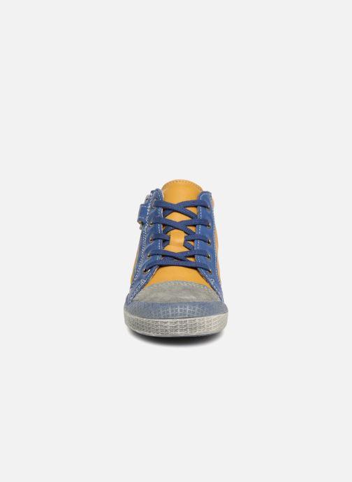 Ankelstøvler Babybotte Astre Gul se skoene på