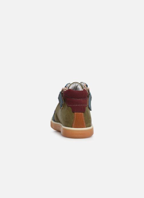 Sneakers Babybotte Akar Groen rechts