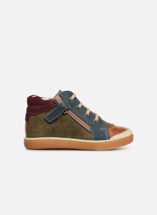 Sneakers Babybotte Akar Groen achterkant