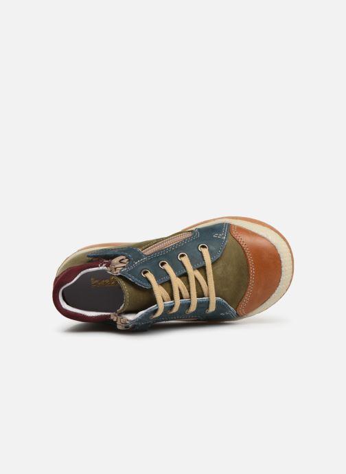 Sneakers Babybotte Akar Groen links