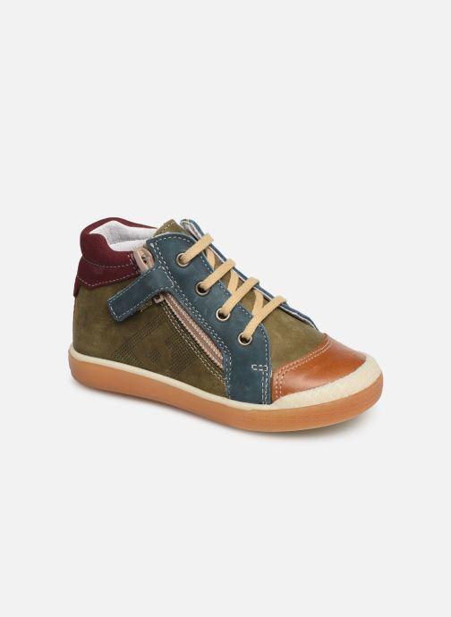 Sneakers Babybotte Akar Groen detail