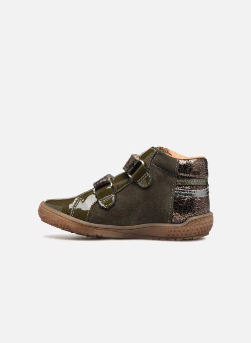 Boots en enkellaarsjes Babybotte Aubepine Groen voorkant
