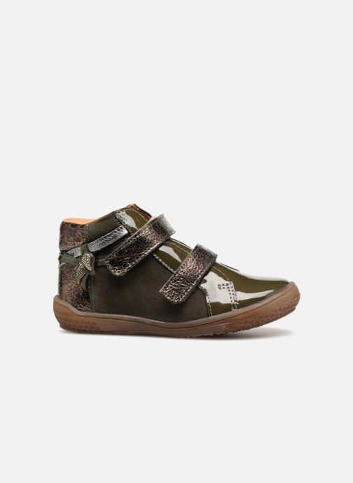 Boots en enkellaarsjes Babybotte Aubepine Groen achterkant