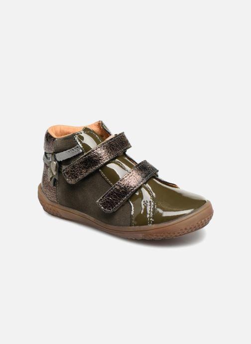 Boots en enkellaarsjes Babybotte Aubepine Groen detail