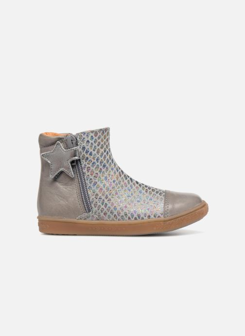 Stiefeletten & Boots Babybotte Apistar grau ansicht von hinten