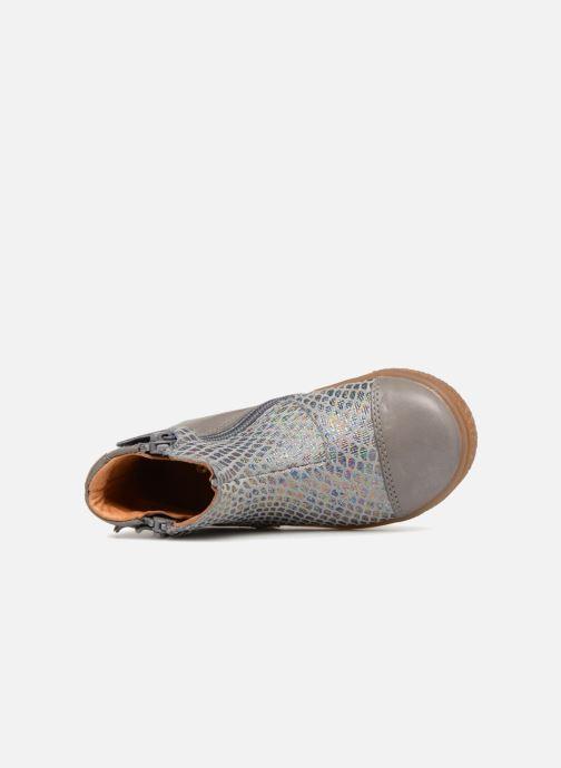 Stiefeletten & Boots Babybotte Apistar grau ansicht von links