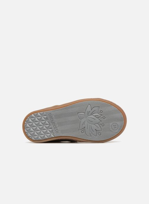 Stiefeletten & Boots Babybotte Apistar grau ansicht von oben