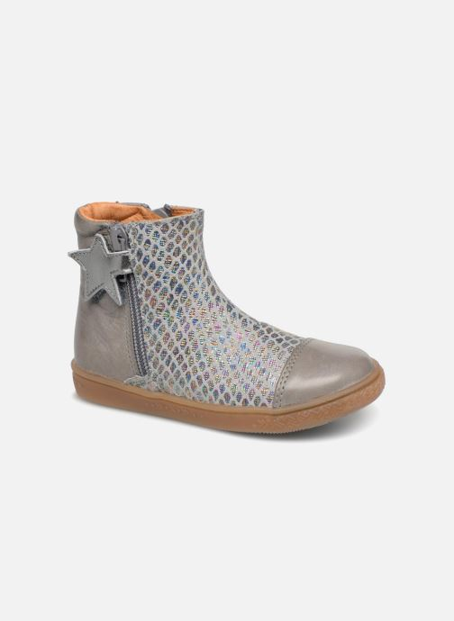 Ankle boots Babybotte Apistar Grey detailed view/ Pair view